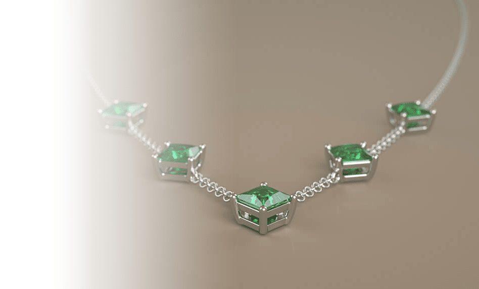 Princess Cut Jewelry